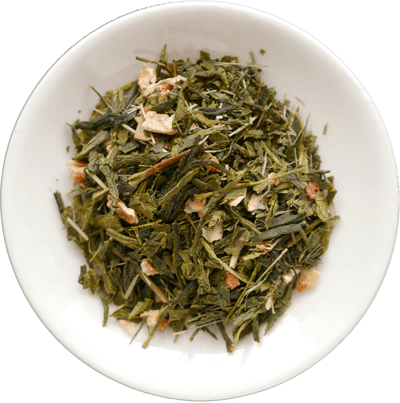 Green Tea with Lemongrass by Clearview Tea Company sold by Caribou Home