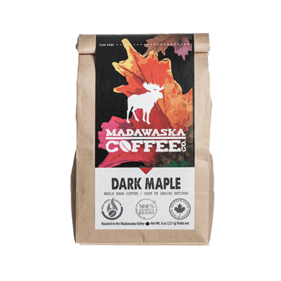 Madawaska Coffee Dark Maple Roast
