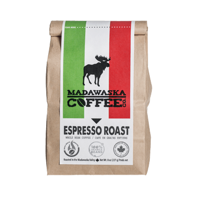 Madawaska Coffee Espresso Roast