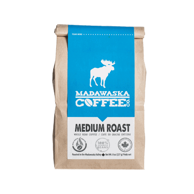 Madawaska Coffee Medium Roast
