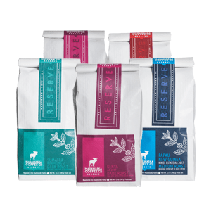 Reserve Annual Coffee Subscription