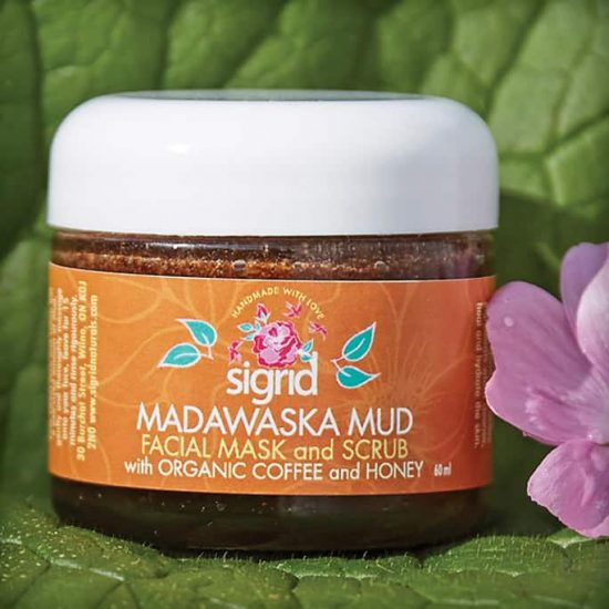 Madawaska Mud and Face Mask