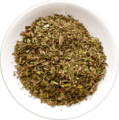 Peppermint Herbal Tea by Clearview Tea Company sold by Caribou Home