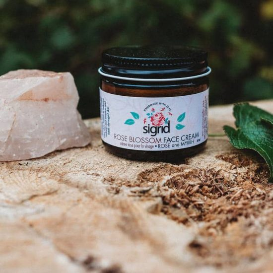 Roses Blossom Face Cream
