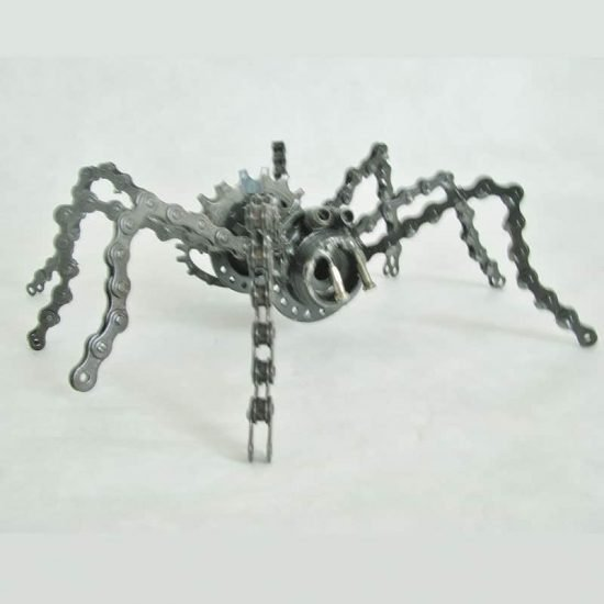 Gearantula Spider | The ReCYCLer