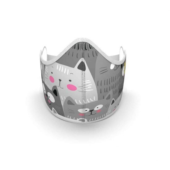 Cats Fashion Graphic Mask
