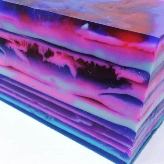 Cosmic Cotton Candy Soap