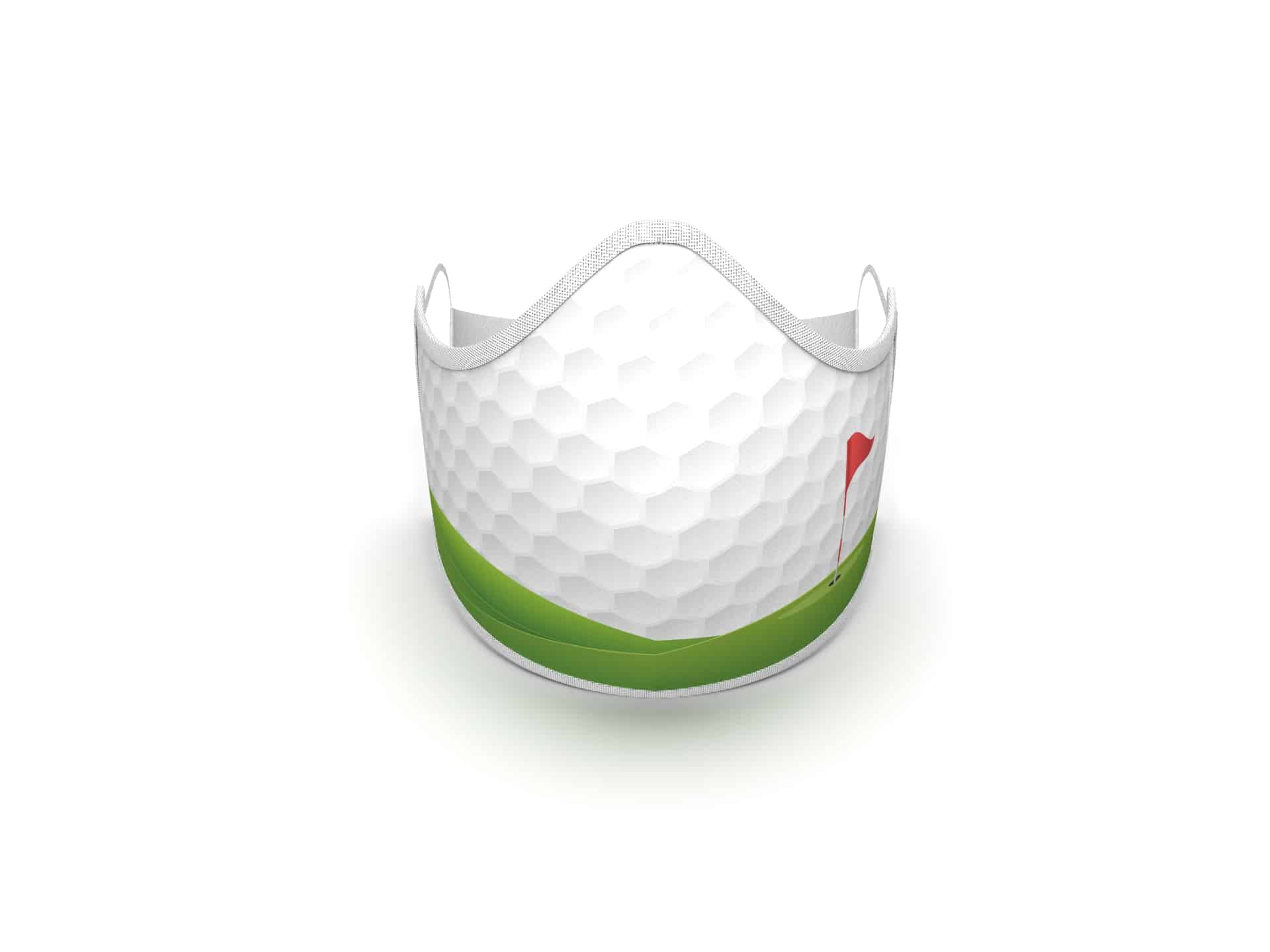 Our Mulligan Fashion Graphic Masks