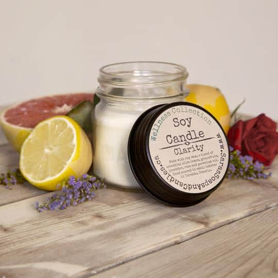 Clarity Soy Candle - 7 oz
