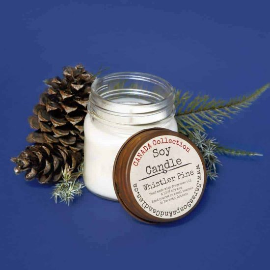 Whistler Pine Soy Candle - 7 oz