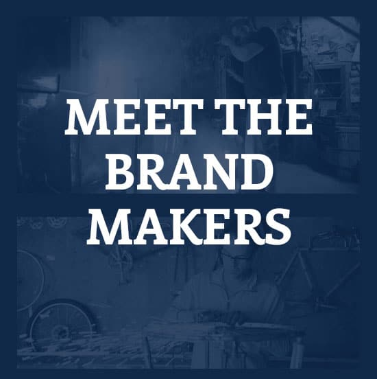 meet the brand makers