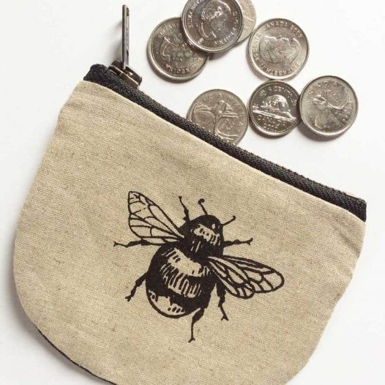 Bee Coin Pouch