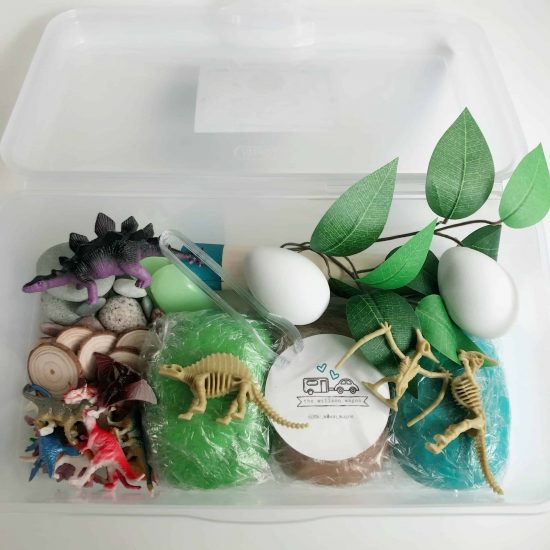 Dino Doughscovery Complete Kit