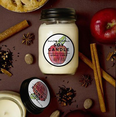 Apple Cider Candle 14-oz