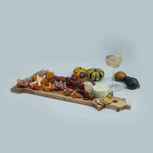 Lighthouse Charcuterie Board
