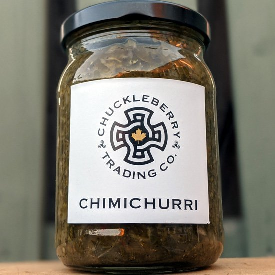 Chuckleberry Chimichurri