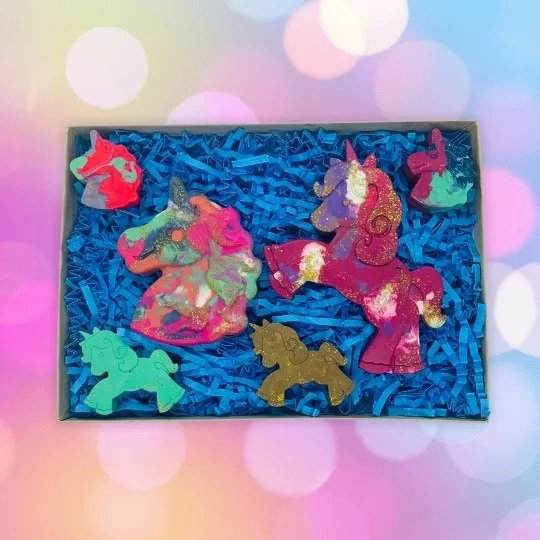 Small, Large and Assorted Unicorn Sets